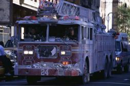 Les pompiers de Ground Zero ont plus de maladies auto-immunes