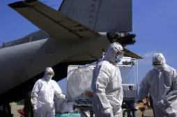 Ebola : les passagers en provenance de Guinée contrôlés à Roissy