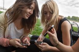 Près d'un collégien sur cinq envoie des SMS à caractère sexuel