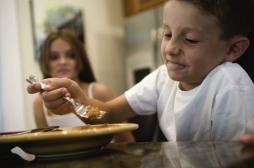 Enfants : un appétit d'oiseau peut cacher un trouble anxieux