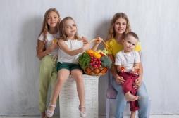 Passé un certain âge, forcer un enfant à diversifier son alimentation ne sert à rien