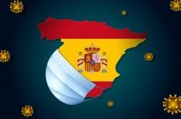 En Espagne, beaucoup de contaminations pour peu d'hospitalisations