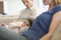 Les nuits hachées perturbent le cerveau des jeunes parents