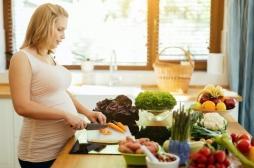 L'alimentation à base de légumes réduirait le risque de bébés prématurités