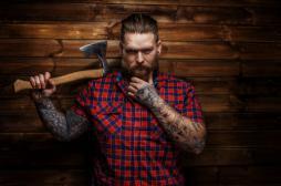 Les hommes barbus rassurent les femmes