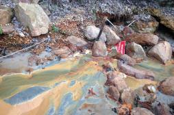 Pollution minière : quand la rivière recrache son arsenic