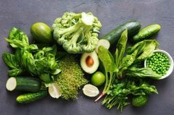 Les aliments pour bébés, faussement riches en légumes verts