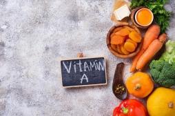En hiver, la vitamine A permet de réduire les graisses