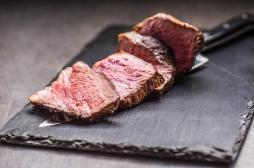 Manger trop de viande rouge augmente le risque de mourir jeune