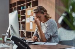 Travailler de longues heures au bureau accroît le risque d'hypertension artérielle