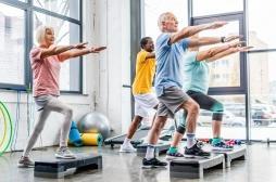 Sport : une activité physique modérée permettrait de réduire les hospitalisations