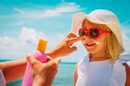 Les crèmes solaires «maison» ne protègent pas contre les rayons UV du soleil