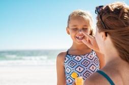 Les crèmes solaires bio pour enfants ne sont pas suffisamment efficaces