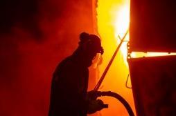 Incendie de l'usine Lubrizol à Rouen : on sait quelles substances chimiques ont brûlé