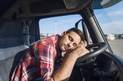Apnée du sommeil : la maladie des routiers ?