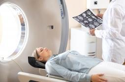 Une patiente infectée au Covid-19 présente des anomalies au cerveau