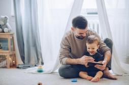 Les hommes passant du temps en famille ont un risque plus faible de suicide