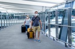 """Généralisation des tests Covid-19 aux aéroports : """"Un petit plus, mais une fausse sécurité"""""""