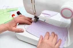Masque en tissu : comment en fabriquer un et l'utiliser correctement