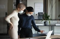 Covid-19: de nouvelles mesures sanitaires dès la rentrée pour les entreprises