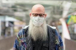 La barbe, un frein à l'efficacité du masque