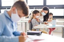 Covid-19 : 22 écoles fermées trois jours après la rentrée