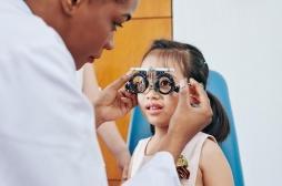 Confinement : une hausse sensible des cas de myopie chez les enfants