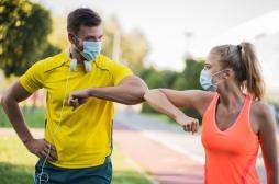 Activités sportives et masques sont-ils vraiment compatibles ?