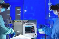 Chirurgie : la réalité virtuelle au service des interventions cardiaques