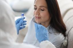 Covid-19 : un nouveau test de dépistage plus fiable que l'antigénique et plus rapide que le PCR