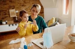 La e-santé allège la charge mentale des mères de famille