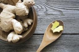 Gastro : le gingembre, ce nouveau remède miracle qui stoppe les vomissements