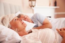 Pourquoi les séniors dorment-ils moins ?
