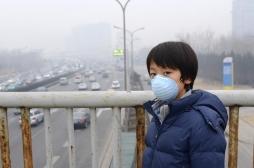 Pollution : l'exposition aux particules fines est responsable d'infections pulmonaires chez l'enfant
