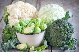Choux de Bruxelles, brocoli… Les légumes crucifères sont bons pour les vaisseaux sanguins