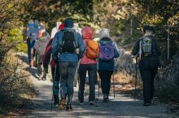 Cancer du sein : la marche nordique serait bénéfique