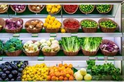 Changer la place des légumes dans un magasin nous aiderait à manger équilibré
