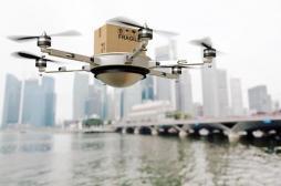 A Porto Rico, les médicaments sont livrés aux citoyens par drones