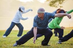 Dépression et maladies cardiovasculaires : le tai-chi améliore le bien-être psychologique des patients