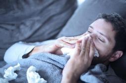 Grippe: l'épidémie 2017-2018 a commencé tôt et duré longtemps