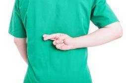 Pourquoi 80% des patients mentent-ils tous à leur médecin ?