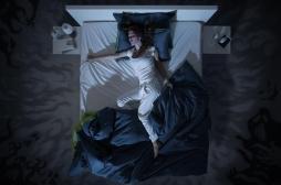 Syndrome des jambes sans repos: un risque de suicide trois fois supérieur