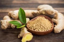 Le gingembre est efficace contre les maladies auto-immunes