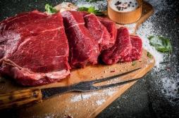 Les Français mangent de moins en moins de viande