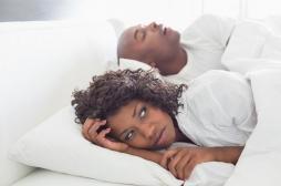 Le ronflement à l'origine de disputes pour 44% des couples