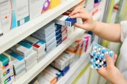 Médicaments sans ordonnance et paquet neutre: