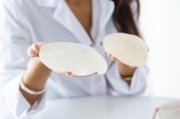 Des prothèses mammaires augmentent le risque de cancer du système immunitaire