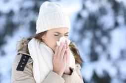 1 Français sur 5 atteint par les virus de l'hiver