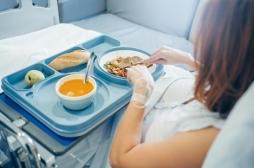 Sondage inquiétant : 6 patients hospitalisés sur 10 souffrent de dénutrition