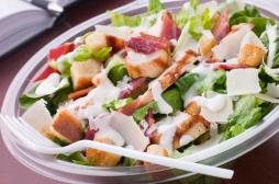 Bactérie Listeria : un lot de salades Caesar contaminé chez McDonald's